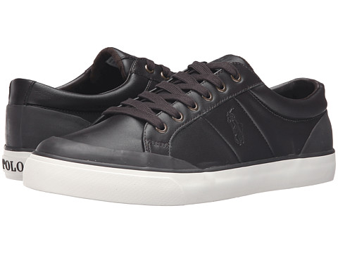 Incaltaminte Barbati US Polo Assn Ian Dark Brown Smooth Sport Leather