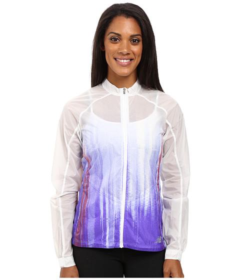 Imbracaminte Femei New Balance First Jacket Spectral Print