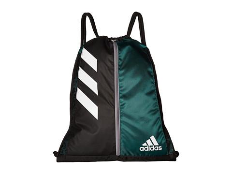 Genti Femei adidas Team Issue Sackpack Dark GreenBlack