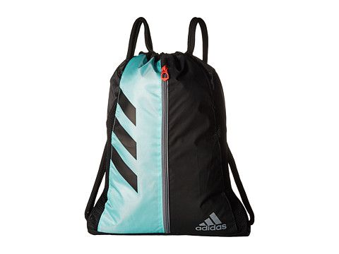 Genti Femei adidas Team Issue Sackpack BlackEnergy AquaGreyLucid Red