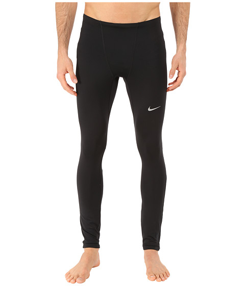 Imbracaminte Barbati Nike Dri-FITtrade Thermal Tights BlackReflective Silver
