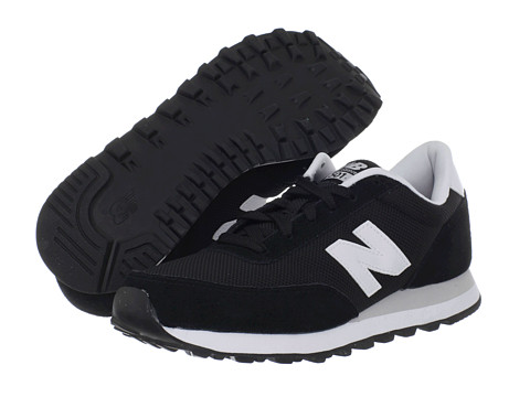 Incaltaminte Barbati New Balance Classics ML501 Black 4