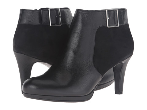 Incaltaminte Femei Naturalizer Maureen Black LeatherSuede