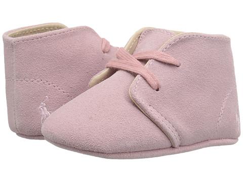 Incaltaminte Fete Polo Ralph Lauren Carl (InfantToddler) Pink Suede