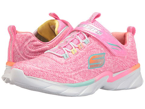 Incaltaminte Fete SKECHERS Swirly Girl (Little KidBig Kid) PinkMulti