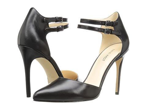 Incaltaminte Femei Nine West Eastlyn Black Leather