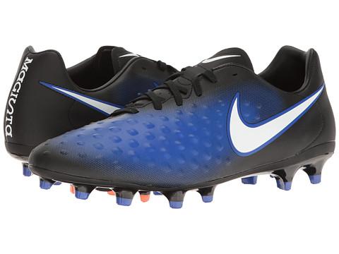 Incaltaminte Barbati Nike Magista Onda II FG BlackWhiteParamount BlueBlue Tint