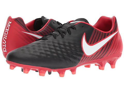 Incaltaminte Barbati Nike Magista Onda II FG BlackWhiteUniversity Red