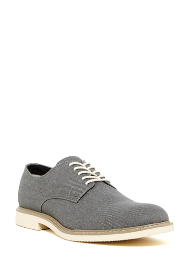 Incaltaminte Barbati Public Opinion Zane Canvas Derby GREY