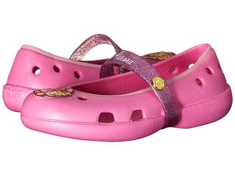 Incaltaminte Fete Crocs Keeley Disney Princess Flat (ToddlerLittle Kid) Party Pink