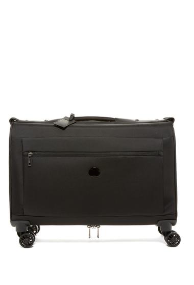Genti Femei Delsey 19 Montmartre Spinner Trolley Garment Bag BLACK