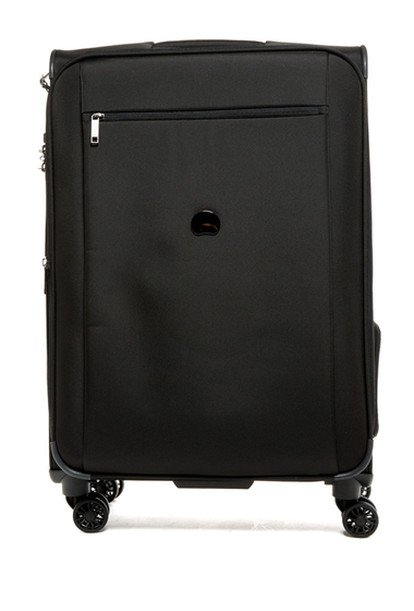Genti Femei Delsey 25 Montmartre Expandable Spinner Suiter Trolley BLACK
