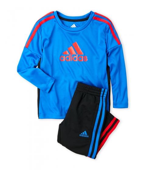 Imbracaminte Baieti adidas (Toddler Boys) Two-Piece Corner Kick Set Bright Blue