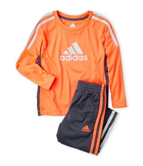 Imbracaminte Baieti adidas (Toddler Boys) Two-Piece Corner Kick Set Red Orange