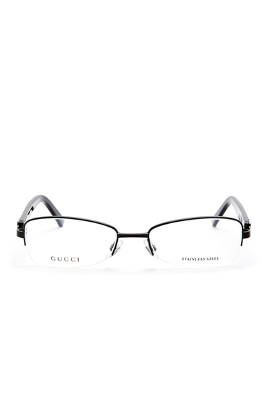 Ochelari Femei Gucci Womens Rectangle Optical Glasses 065Z-00