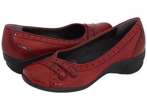 Incaltaminte Femei Hush Puppies Burlesque Dark Red Leather
