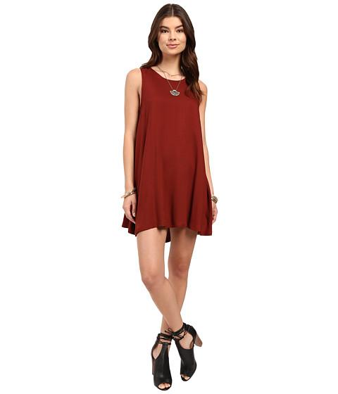 Imbracaminte Femei BB Dakota Kenmore Dress Brick