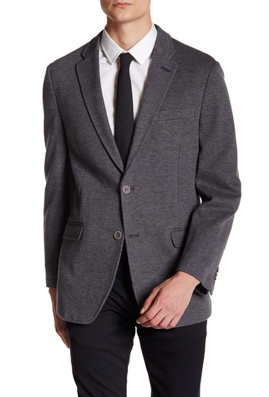Imbracaminte Barbati Tommy Hilfiger Gene Grey Two Button Notch Lapel Suit Separates Jacket GREY