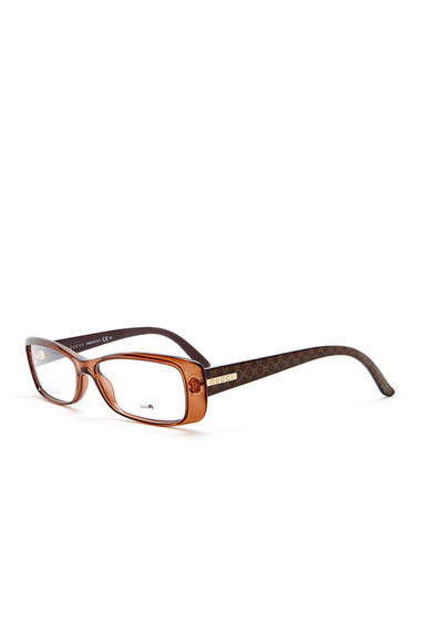 Ochelari Femei Gucci Womens Rectangle Optical Glasses 0WH9-00