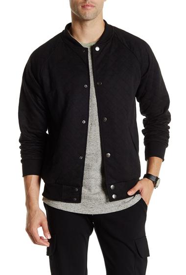 Imbracaminte Barbati Sovereign Code Princeton Quilted Jacket BLACK