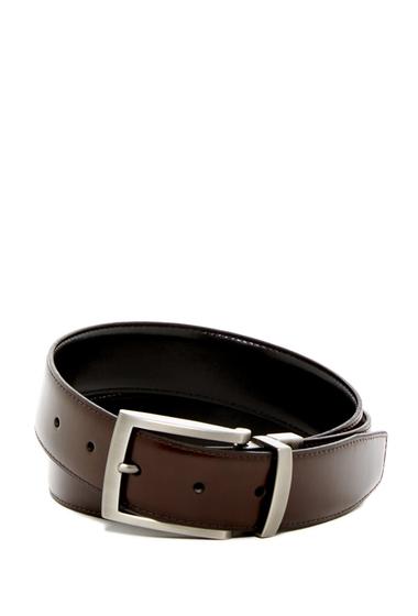 Accesorii Barbati Boconi McCartney Leather Belt BRN-BLK
