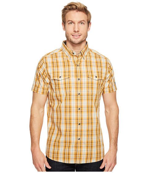 Imbracaminte Barbati Kuhl Brisktrade Short Sleeve Shirt Sahara Sun