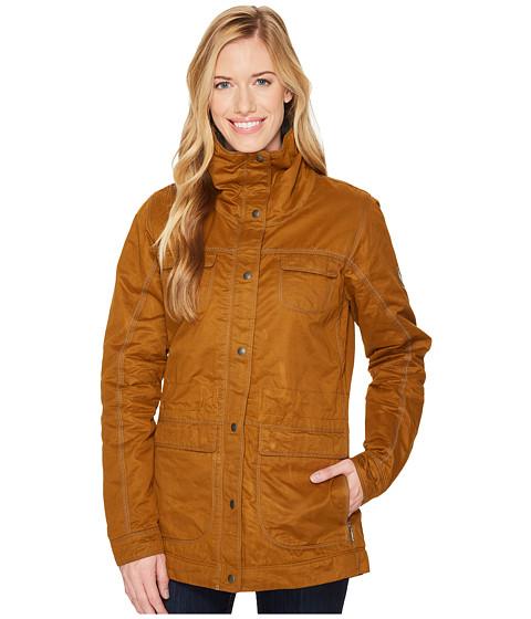 Imbracaminte Femei Kuhl Lenatrade Insulated Jacket Teak