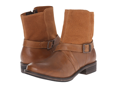 Incaltaminte Femei Wolverine Pearl Ankle Boot Tan Leather