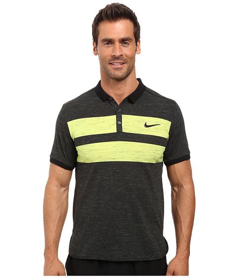 Imbracaminte Barbati Nike Court Dry Advantage Tennis Polo BlackBlack