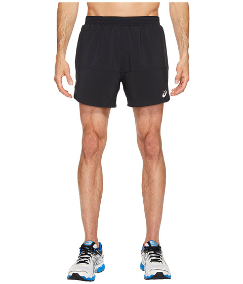 Imbracaminte Barbati ASICS Everyday 5quot Shorts Balance Black