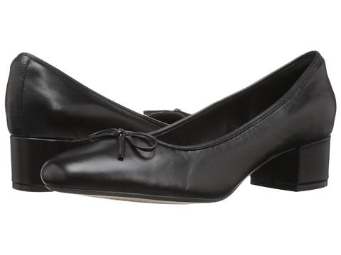 Incaltaminte Femei Clarks Cala Lucky Black Leather