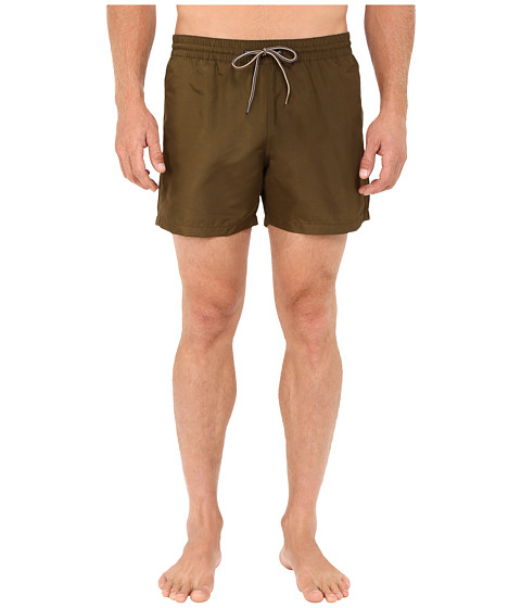 Imbracaminte Barbati Paul Smith Classic Swim Shorts Olive