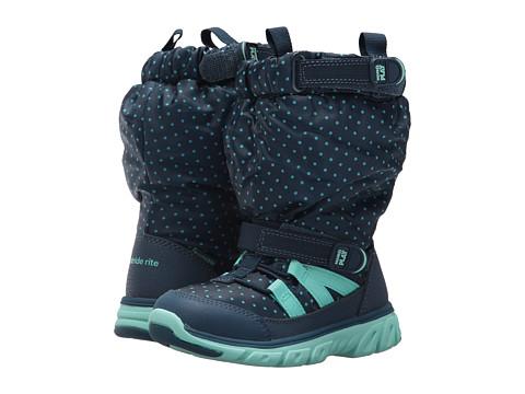 Incaltaminte Fete Stride Rite Made 2 Play Sneaker Boot (ToddlerLittle Kid) NavyTurquoise