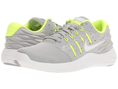 Incaltaminte Femei Nike Lunarstelos Wolf GreyWhiteVoltPure Platinum