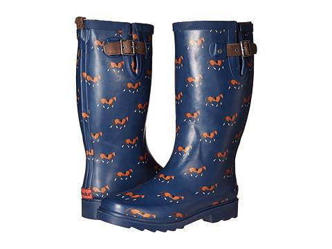 Incaltaminte Femei Chooka Horse Trot Rain Boot Navy