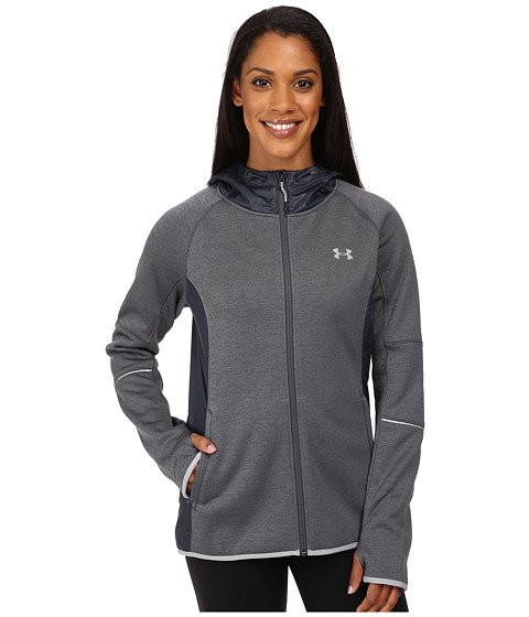 Imbracaminte Femei Under Armour UA Storm Swacket Full Zip Stealth GraySteelMetallic Silver