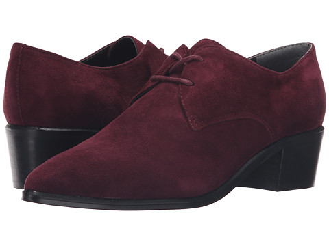 Incaltaminte Femei Marc Fisher LTD Etta Burgundy Suede