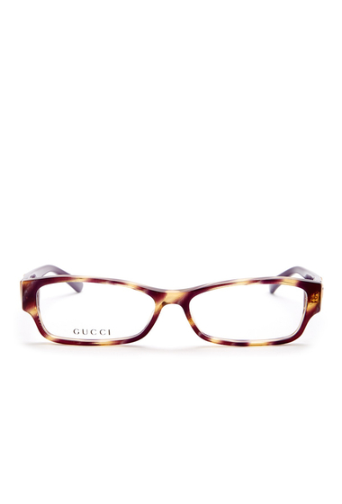 Ochelari Femei Gucci Womens Rectangle Optical Glasses 0O37-00