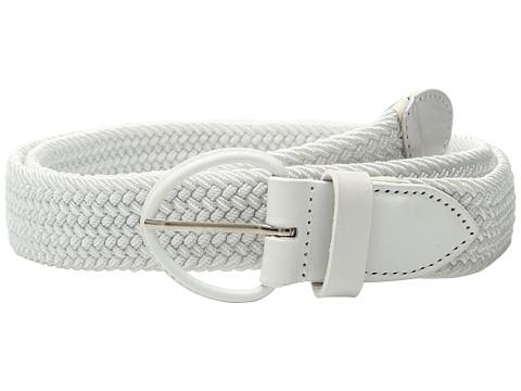 Accesorii Barbati Florsheim Kepper Woven Belt White