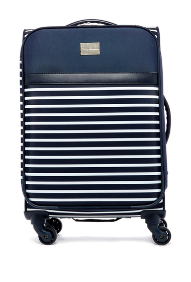 Genti Femei IT Luggage Cancun 20 Expandable Spinner Suitcase PRINTED STRIPE