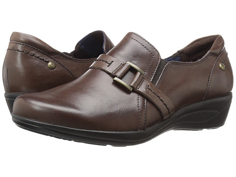 Incaltaminte Femei Hush Puppies Charming Oleena Dark Brown Leather