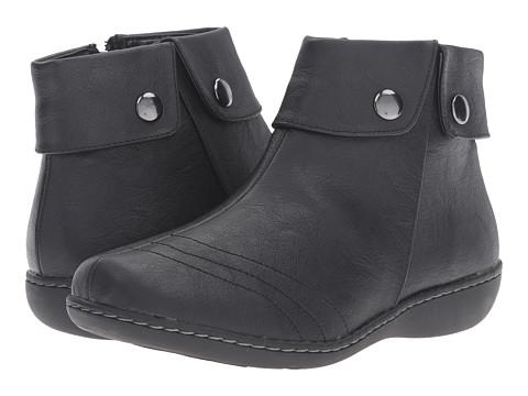 Incaltaminte Femei Soft Style Jerlynn Black Leather