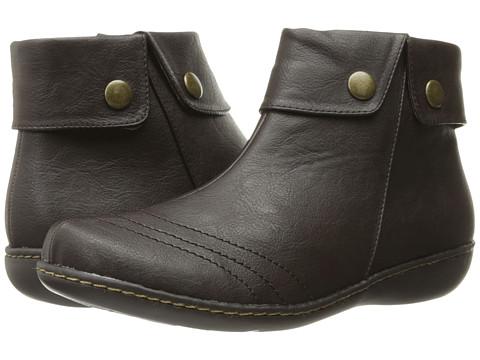 Incaltaminte Femei Soft Style Jerlynn Dark Brown Leather