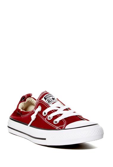Incaltaminte Femei Converse Chuck Taylor All Star Shoreline Slip-On Sneaker Women BACK ALLEY BRIC