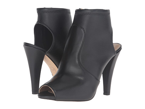 Incaltaminte Femei MICHAEL Michael Kors Selina Bootie Black Smooth CalfStretch Nappa