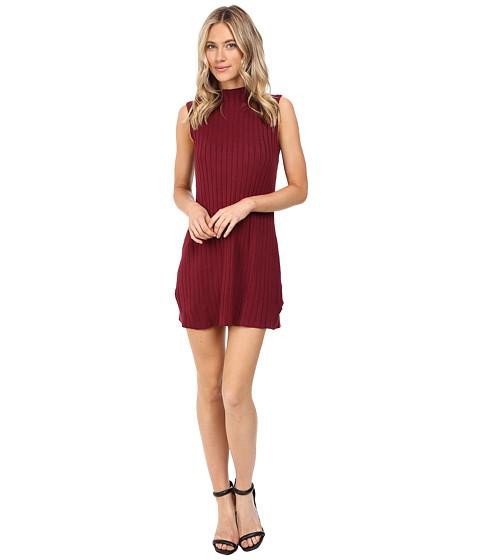 Imbracaminte Femei RVCA Banked Dress Scarlet