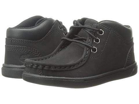 Incaltaminte Baieti Timberland Groveton Leather Moc Toe (ToddlerLittle Kid) Black