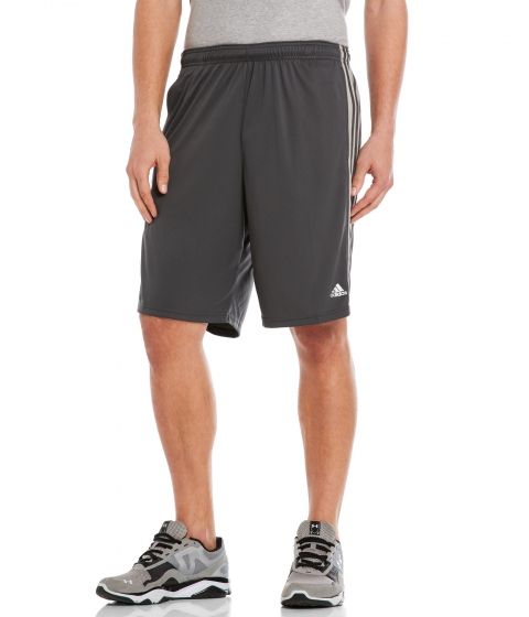 Imbracaminte Barbati adidas 3-Stripe Shorts Black Dark Grey Heather