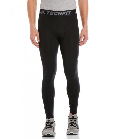 Imbracaminte Barbati adidas Techfit Base Tights Black