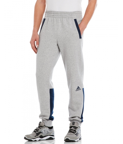 Imbracaminte Barbati adidas Everyday Attack Pants Medium Grey Heather Navy